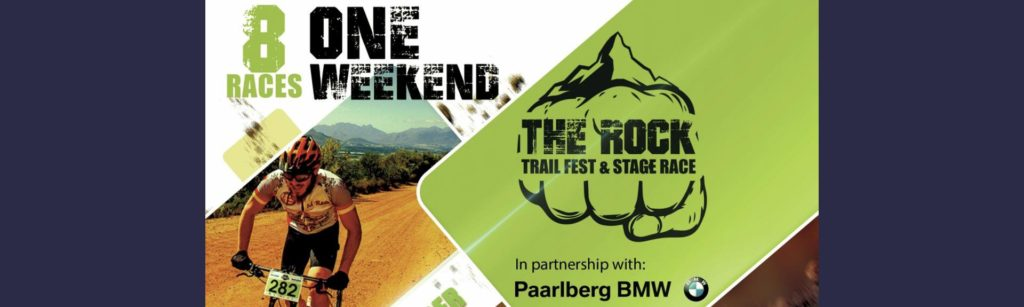 THE ROCK MTB AND TRAIL FEST